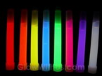 "6"" Glow Sticks 15mm"