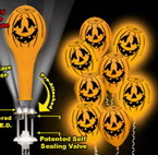 Jack-O Light Up Balloons