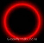 Red Glow Necklaces